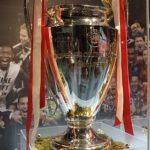 Lite kuriosa om Champions League pokalen
